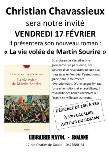 Chavassieux, Roman, Révolution, Roanne